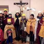 Tříkrálová sbírka 2015 v Horni Cerekevi